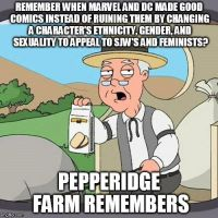 Pepperidge Farm Marvel and DC by godofwarlover