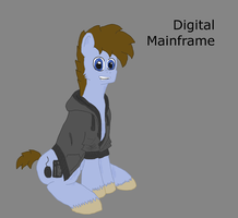 Digital Mainframe by jake11124