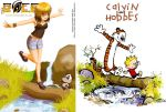 RAFE cover tribute to Calvin and Hobbes by RAFEPROJECT