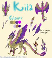 Kita reference by Hazelthedragoness