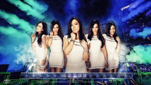 AJ LEE ~ HD Wallpaper by MhMd-Batista