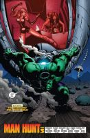 She-Hulks issue 3 preview by RyanStegman