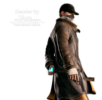 Watch Dogs - Aiden Pearce Body All 8 Render by VaasCARV3R