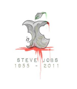 Rest In Peace, Steve Jobs by kunnossa