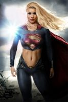 Supergirl 6 by CortanaII