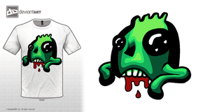 Cute Monsters T-shirt contest by milzs