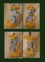 Nightmare Night Contest: Pumpkin Derpy! by munchforlunch