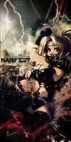 ManiFest Gift by CajunFX