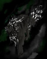 .:AT:THE LEELOCK WOLF:. by trappedpigeon