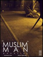 Muslim Man Magazine Cover by alyfahmy
