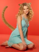 Taylor Swift Cat Morph (Request) by TFLOVER28