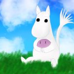 Moomin and Dango by metaknightgirl13