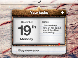 Your Tasks UI by arTeem