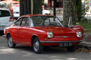Simca 1000 by organicvision