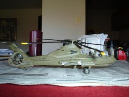 RAH-66 Comanche Model by Archanubis