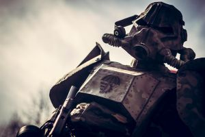Fallout LARP - Brother of Steel by flankers