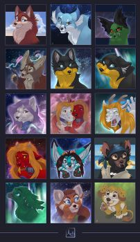Icon Collage by balaa