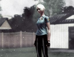 silent sims cybil by EmaGover