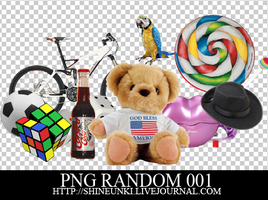 PNG Random 001 by shineunki