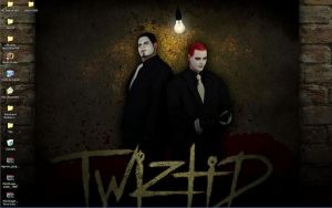 Twiztid wall by Orca8