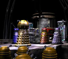 All Hail the Dalek Prime by Timewyrm