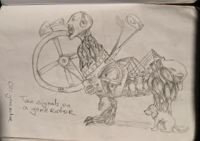 Doodle contest 2: Generator by Infernomonster