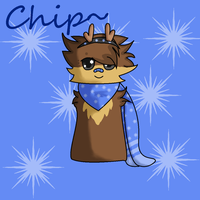 Chip The Scarfblob by Pureblood-Pixie