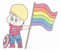 Cap for Marriage Equality by MaidenofIron157