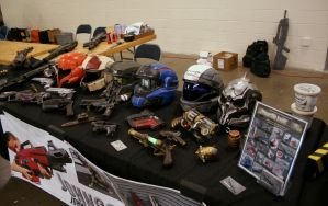 Gulf Coast Makers Con 2014 - Photo 1 by JohnsonArms