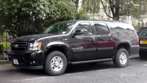 2009 Chevrolet Suburban by The-Transport-Guild