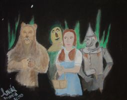 The Wizard of Oz by Just-Anyes