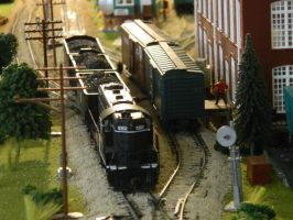 Model Railroading: Pt. I by ThirdManOut