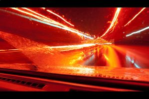 Nights saturated with speed by puu4ux