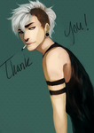 Thank you 400+ watchers! by OctoGear