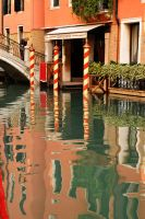 Venice reflected 1 by wildplaces