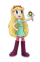 Star Butterfly! by Blueberry-97