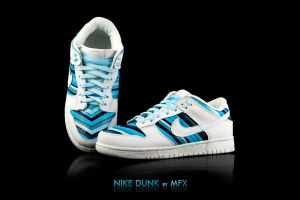 Nike Dunk by A-f-x