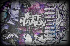XPAND YOUR IMAGINATION- Jeff Hardy Wallpaper by Scarponi