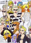 Lady Gaga Telephone Outfits by Lexvil
