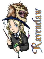 Luna Lovegood by ScuttlebuttInk