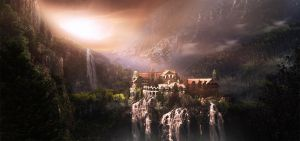 Return to Rivendell by Brukhar