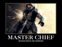 Master Chief by jmig3