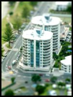 20 Tilt-Shift images - by eRiQ by eRiQ