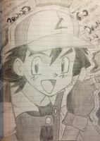 Ash Ketchum- Right Round (...?) by ThatoneAsianNPC