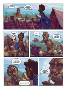 The letter page 4 by soldado