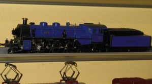 Blue Bavarian Pacific 3673 by rlkitterman