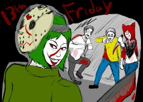 Happy Friday The 13th by vaultboy28