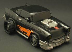 Big Daddy Alt Mode by Shinobitron