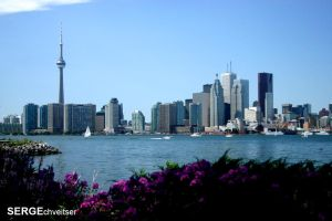 Toronto from another angle by serge300d