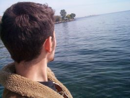 Me at the Lake_ID by McJonny